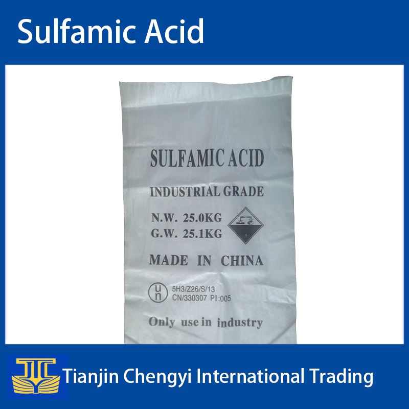 Quality China sulfamic acid with price