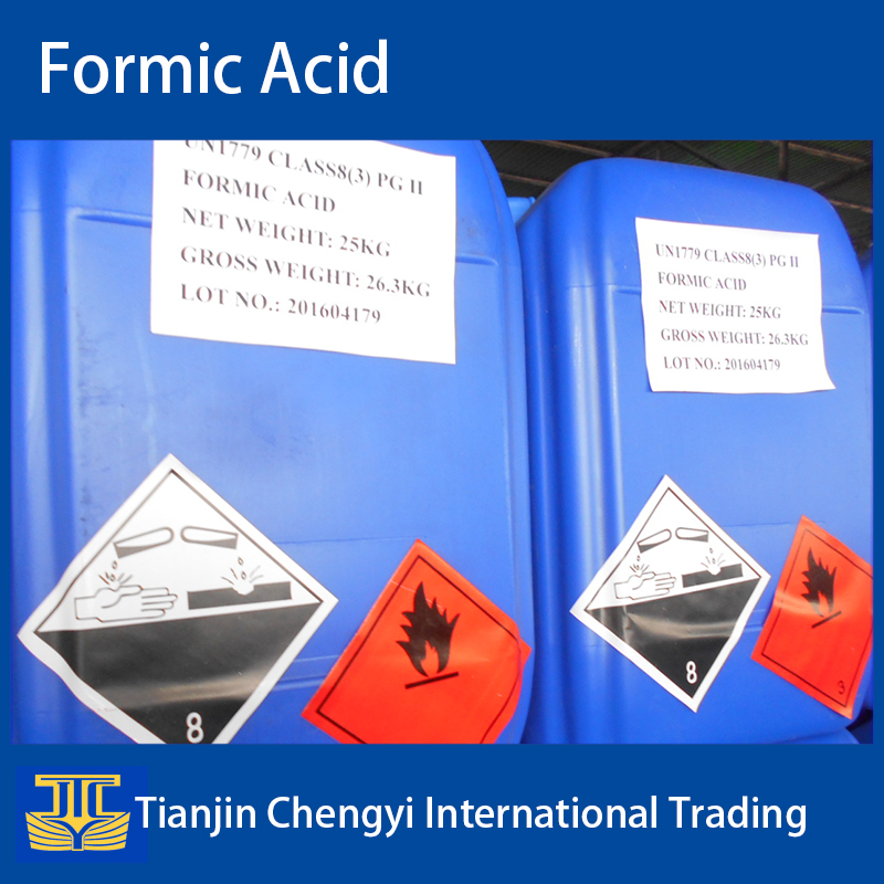 China quality formic acid 85% producer