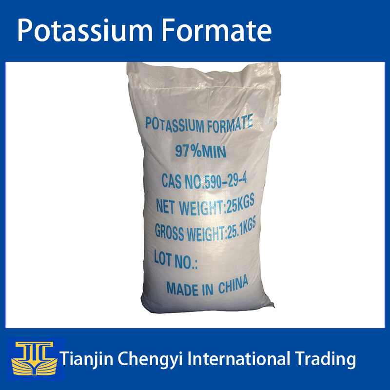 Quality China potassium formate 97% importer