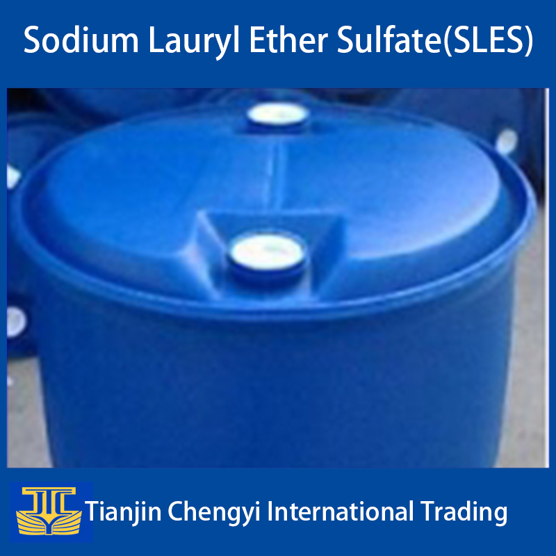 Quality sles 70% sodium lauryl ether sulphate price