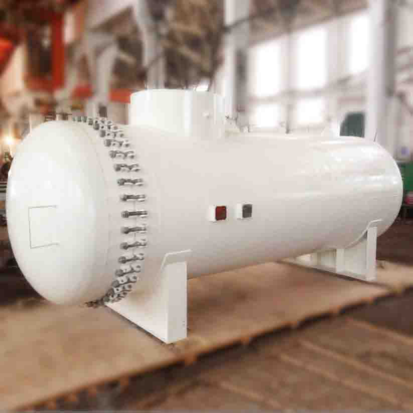 CUTR Dust Filter, SA516 Grade 70, ID 1500mm