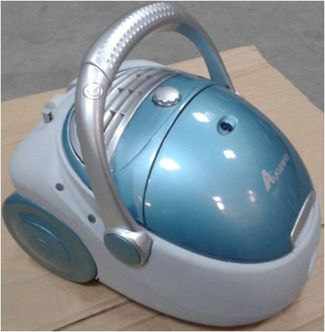 canister vacuum cleaner with low noise