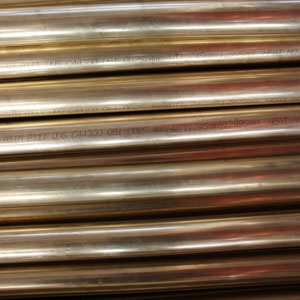 ASTM B111 C44300 Tube, Admiralty Brass