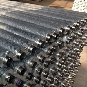 Customized Aluminium Finned Heat Exchanger Tube