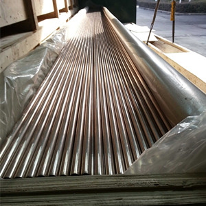 Copper Alloy Seamless Tube, ASTM B111 UNS C70600, OD 19.05mm