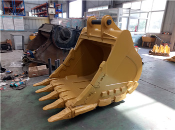 longer life excavator severe bucket for hard working environment