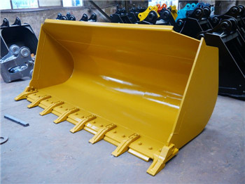loader attachments bucket grab in China