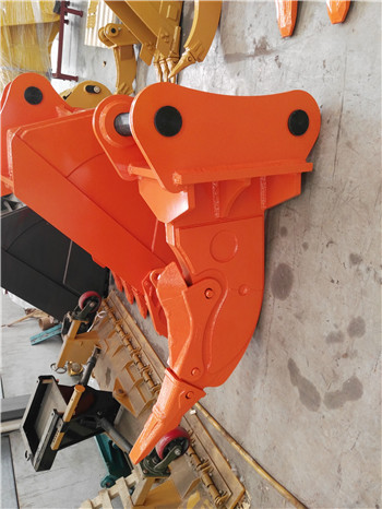 backhoe rocky excavator ripper for hard stone