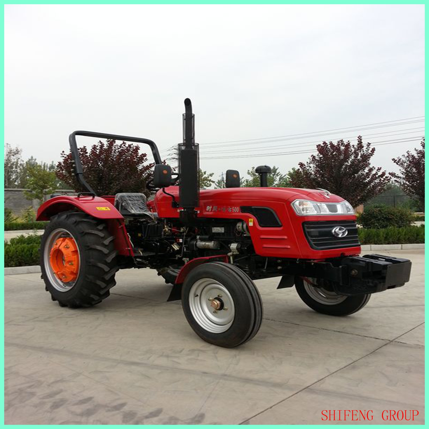 Farm/Garden/Agricultural Use Compact/Mini/Narrow/Lawn Machinery Tractor