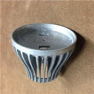 Aluminium Alloy A380, ADC12 Light Screw Socket Die Casting
