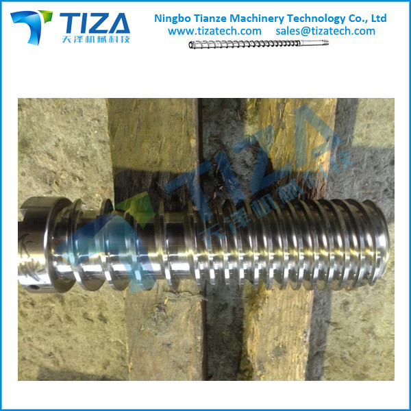 Ningbo Tizatech Screw Barrel for Plastic producing machine