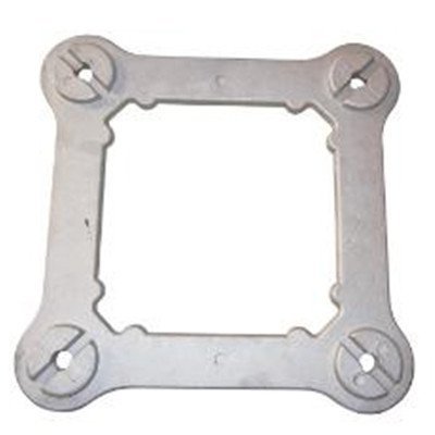 Mechanical Parts Die Casting, Aluminum Alloy ADC12