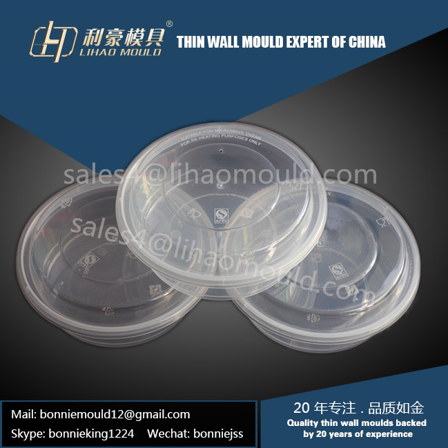 450ml disposable lunch box mould
