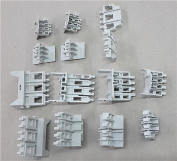 Contacter bracket thermosetting material injection molding products