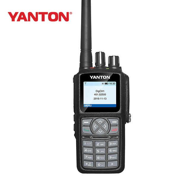 new arrival!! digital handheld ham two way radio DM-980 DMR digital radio