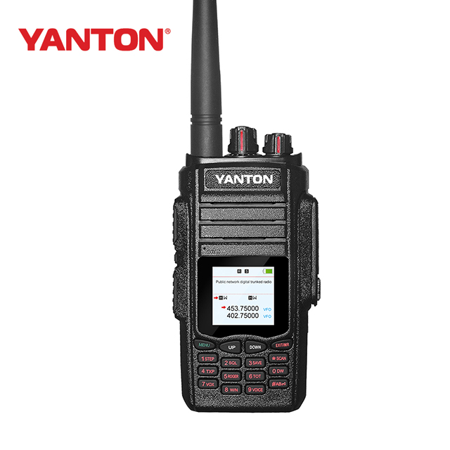 wifi WCDMA/GSM walkie talkie with radio android system T-X7