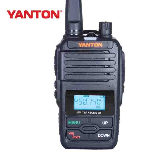 YANTON T-320 Long Range PMR 446 FM transceiver internet radio receiver