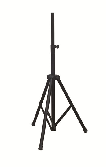 2 Meter Height Adjustable heavy duty 18 inch  boom box iron tripod speaker stand