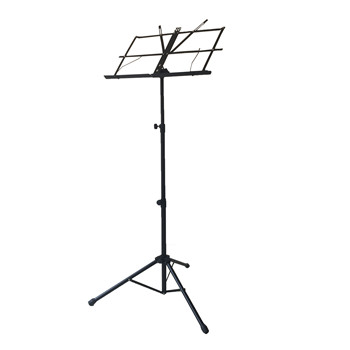 light weight portable music sheet stand with carry bag for sale