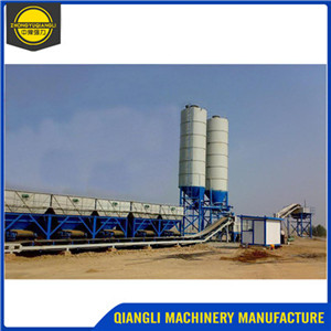400 Ton Full Automatic road cement stabilized soil mixing station