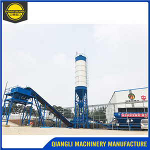 500 T/h Competitive Price Stabilized Soil Batching Mixing Plant