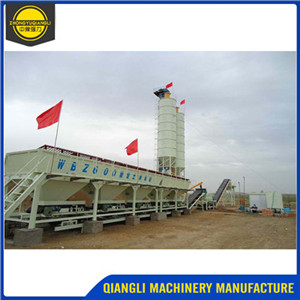 Full Automatic Modular Stabilized Soil Batching Mixing Plant For Sale