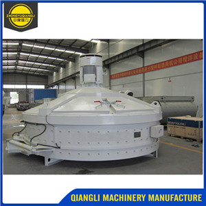 1500 L to 3000 L Electric Planetary Concrete Mixer Machine manufacturer