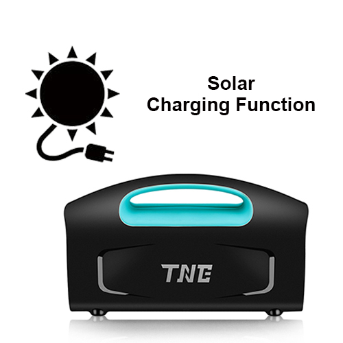 TNE DC AC power solar charge port USB charger car jump starter output UPS with fuse