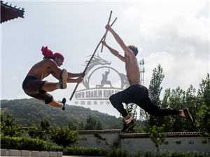 Shaolin Kung Fu training program