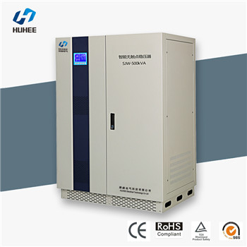 Full automatic high precision AC  Voltage regulator