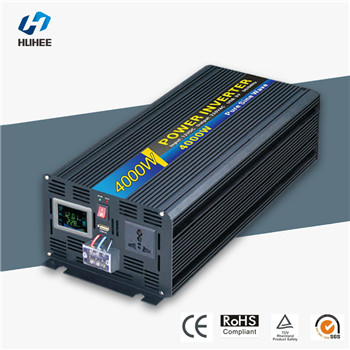 High frequency solar grid Connected inverter with pure sine wave