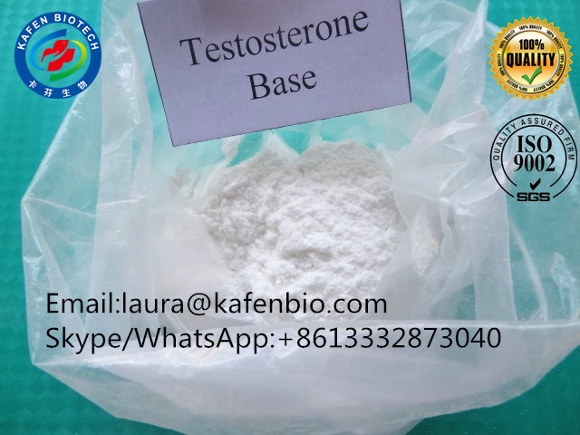 58-22-0 Muscle Body Building Anabolic Steroids Powder Testosterone Base