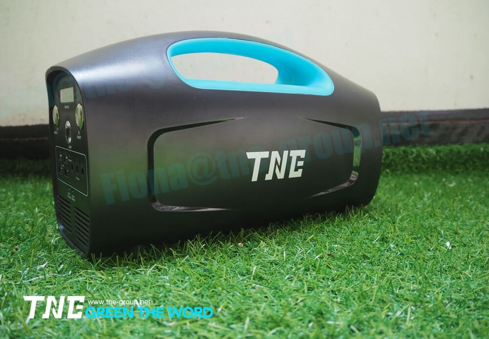 TNE high conversion efficiency power bank solar online multifunction portable outdoor 12v ups backup