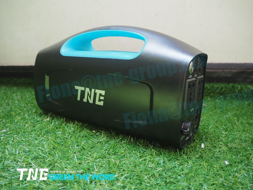 TNE high conversion efficiency power bank solar online multifunction portable ups lithium battery