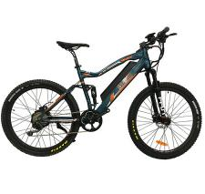 27.5 MTB full suspention  36v350w hidden battery  electric  bicycle