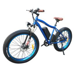 26inch rear drive MTB  beach  48v1000w bafang fat electric bike