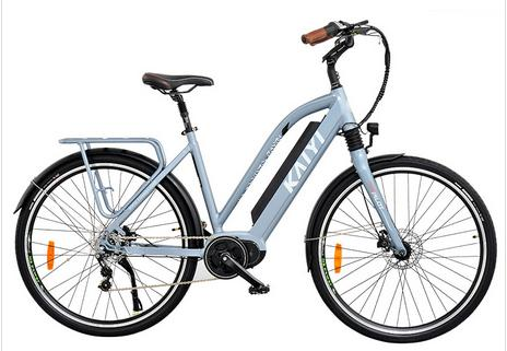 700c lady city 48v350w hidden electric bike motor mid drive