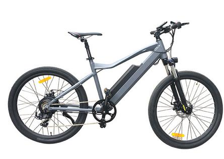 27.5 mountain men hidden battery LCD rear bafang motor bike