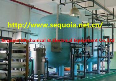 Boiler Feed Water Demineralization