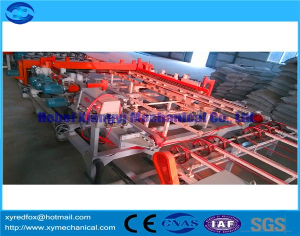 Calcium silicate board production plant