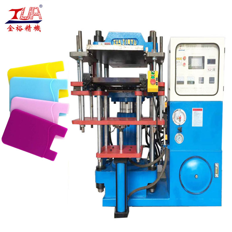 Silicone guard staple vulcanizing machine