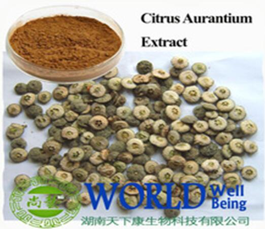 immature bitter orange extract | Citrus Aurantium Extract synephrine 10%-98%