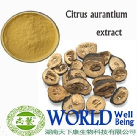 Citrus Aurantium | Bitter orange | bigarade extract Synephrine 8%-98% powder