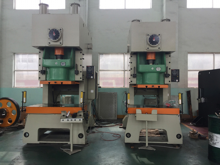 Power Press Punching Machine