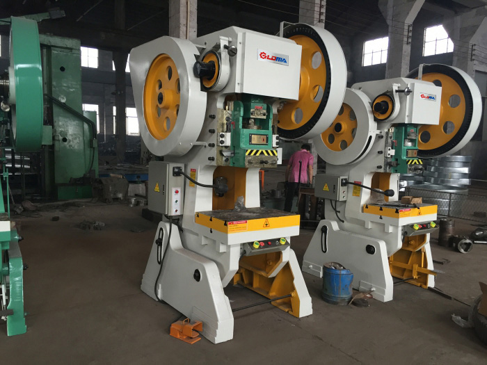 J23 Mechanical Inclinable Punching Machine