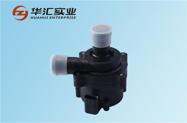 compact design safe 15 w BLDC Auxiliary water pump for Volkswagen turbocharge