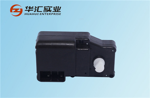 High quality 12 v motor HVAC Vehicle air conditioner blend door actuator
