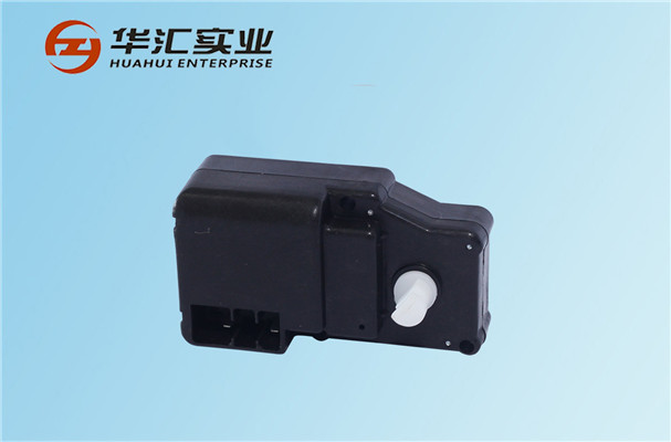compact design 12V DC motor  Air-conditioning Actuator for Jinbei car and minibus