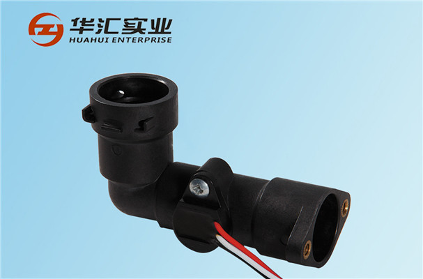 Professional high performance Axial straight head water flow sensor supplier