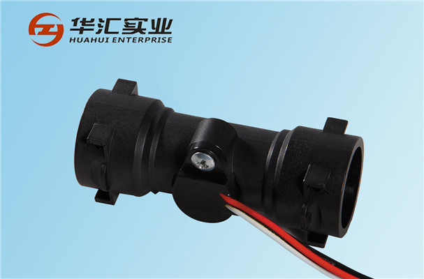 energy-saving Axial bending head water flow sensor manufacturer